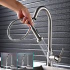 Kitchen Sink Mixer Taps With Pull Out Ho...