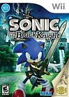 Sonic and the Black Knight (Nintendo Wii, 2009)