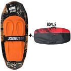 NEW 2018 JOBE STAGE WATER SKI SPORTS KNEEBOARD WITH BONUS CARRY BAG