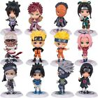 Naruto Action Figure Full Set Toys Anime Version Model Collectibles Dolls New