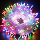 LED String Light Outdoor Lighting Lamp Waterproof Christmas Wedding Decorations