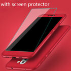 Lenovo K8 NOTE 360 DEGREE FULL BODY PROTECTION Front Back Tempered glass cover