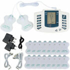 Electrical Stimulation Massage Tens Unit  Machine Muscle Therapy Pain Relief on eBay