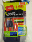 12-Pack Hanes Men's TAGLESS Boxer Briefs Underwear ComfortSoft S M L XL NEW!