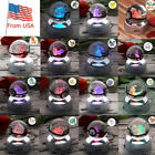 Pokemon Go Pokeball Elf 3D Crystal Decor LED Night Light Table Lamp Xmas Gift on eBay