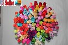 mixed roses - Wooden Roses Buds Mixed Color 12/24/40/48 pieces FAST FREE SHIPPING FROM USA
