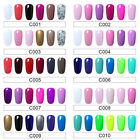 Soak Off Elite99 Gel Nail Polish 6 Colors Nail Varnish Lacqu