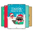 HEAD CASE DESIGNS WILBUR THE CAT ALL-STAR CHRISTMAS BACK CASE FOR APPLE iPAD