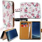 For Various Samsung Galaxy J1 J2 - Leather Wallet Stand Magnetic Flip Case Cover