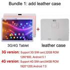 BMXC 10 Inch 3G 4G FDD LTE Octa Core 4GB RAM 64GB ROM Android 7.0 Tablet 10 10.1