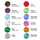 4mm Round Birthstones for Floating Charms for Lockets Buy 5 Get 2 Free image