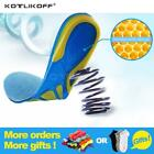 Silicon Gel Insoles Foot Care for Plantar Fasciitis Heel Spur Running Sport Inso