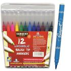 Sargent Art Washable Brush Tip Markers