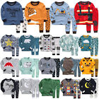 "Vaenait Baby Top+Pants Toddler Boys Clothes Long Pajama Set 12M-7T ""50Style"""