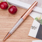 Diamond Rhinestone Crystal Ballpoint Pen Office School Students Stationery