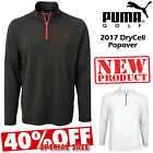 PUMA GOLF JUMPER PUMA GOLF PULLOVER / POPOVER TOP DRYCELL 2017 RANGE * 40% OFF *