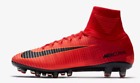 Nike MERCURIAL SUPERFLY V AG-PRO WOMEN'S FOOTBALL BOOT Red- US 9.5,10,10.5 Or 11