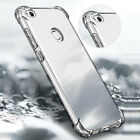 IK- Transparent Shockproof Phone Case Cover for Huawei Honour 9 P10 Plus Eager