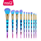 MSQ Neu Einhorn Make up Pinsel Professionelle Kosmetik Brush Schminkpinsel Set