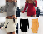 Brand New Lady Sexy Loose Strapless Neck Off Shoulder Dress Clubwear