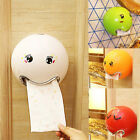 IK- Ball Shaped Emoji Facial Tissue Bathroom Toilet Roll Pap