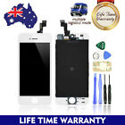 Black White For Apple iPhone 5 5C 5S LCD Touch Screen Digitizer Display AUS