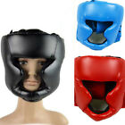 IK- MMA Boxing Pretection Gear Headgear Head Guard Trainning Helmet Kick Hot Tre