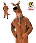 Scooby Doo Costume Adults Mens Fancy Dress costume Licensed Cartoon 80s Outfit