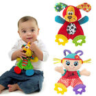 Sozzy Baby Plush Soft Toy Infant Cute Appease Towel Kids Teether Doll New