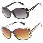 BIFOCAL FASHION SQUA READING SUNGLASSES SUN READER TINTED FASHION WOMEN STRENGTH on eBay