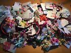 Gymboree hair bow bows snap clips barrettes NWT Strawberry Sunflower Beauti Luxe