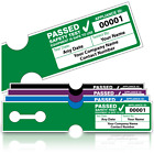 Personalised 4th Edition Tuff Tag Passed PAT Test Labels for Harsh Environments