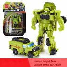 Transformation Transformer Robot and Cars Vehicle Kids Toys Action Figures Gifts