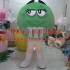 TOP SELLING Chocolate bean mascot adult cartoon doll mall promotional props
