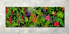 """Art Printed Painting on Canvas 3Parts Home Wall Decor Flower plant 16x16"""" 1389"""