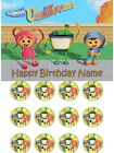TEAM UMIZOOMI EDIBLE CAKE TOPPER OR CUPCAKES ICING SUGAR SHEET PARTY DECORATIONS