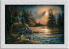 Terry Redlin Afternoon Glow HD Art printed on canvas home decoration painting