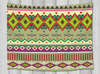 Ethnic Geometric Ornament Tapestry Wall Hanging Bedspread Throw Dorm Decor