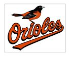 Baltimore Orioles Sticker Decal S52 YOU CHOOSE SIZE on Ebay