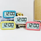 [USA] Digital Alarm Clock Student Clock Large LCD Display Snooze Kids Clock