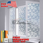 *Premium Frosted Film Glass Home Bathroom Window Security Privacy Sticker #5045