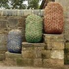 ELIM-A-NET Double Netted Horse Haynet - small holes haylage hay net slow feeder
