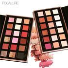 FOCALLURE 18 Colors Matte Shimmer Pearly Eye Shadow Beauty Palette Cosmetic Set