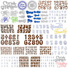 26pcs letters A-Z Cutting Dies Stencil for DIY Scrapbooking Embossing Album Card