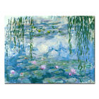 Monet Painting Repro Canvas Prints Pictures Poster Home Decor Wall Art Abstract