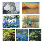 Canvas Prints Wall Art Monet Painting Repro Pictures Poster Home Decor Abstract