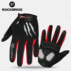 ROCKBROS Thermal Cycling Gloves Full Finger Outdoor Sports Touch Screen GlovesS