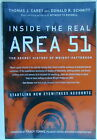 Old Original Flying Saucer Book Inside The Real Area 51 Very Rare