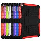 Cover for Apple iPads & mini shockproof Silicon heavyduty hard case with Stand