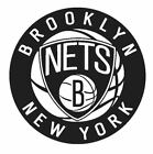Brooklyn Nets Sticker S58 Basketball YOU CHOOSE SIZE on eBay